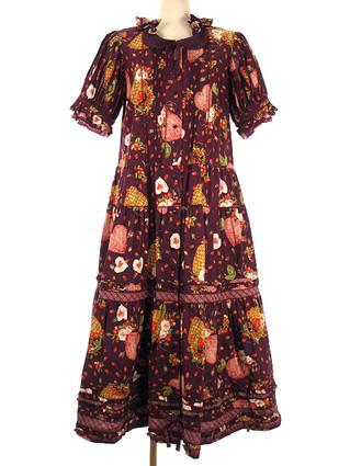 【買取情報】ピンクハウス PINK HOUSE 人気プリントのワンピース・スカートを査定させて頂きました。