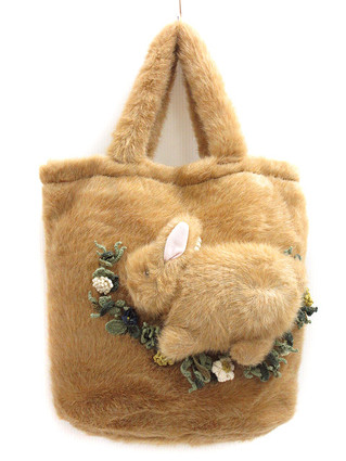 【買取情報】ワンダフルワールドの貴重なぬいぐるみバッグを査定させて頂きました!