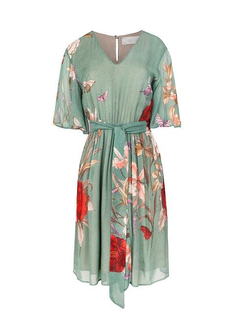 Sukienka szyfonowa Provenza