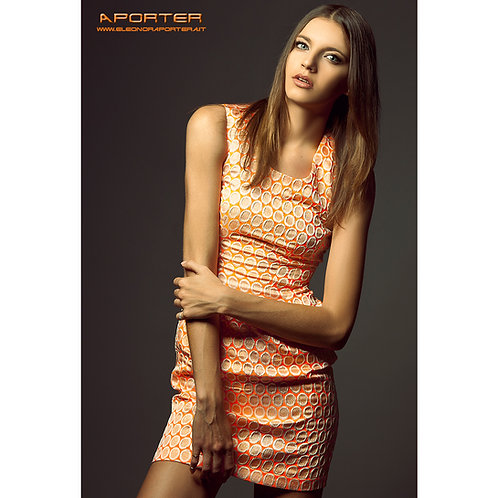 Sukienka Orange