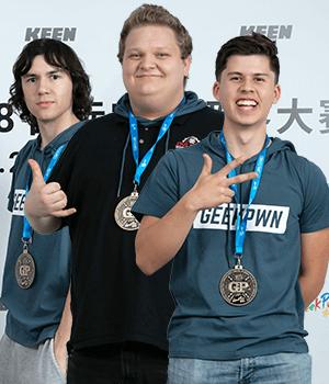 GeekPwn 2018 World Champions