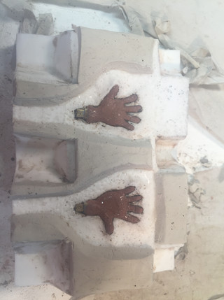 Hands Mold