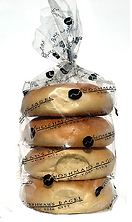 Noshmans Bagel - Plain 4pack photo.png