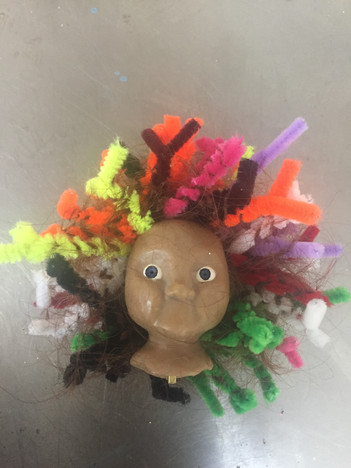 Puppet Hair