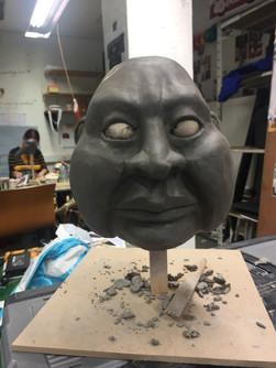 Plumpitien Head Sculpt