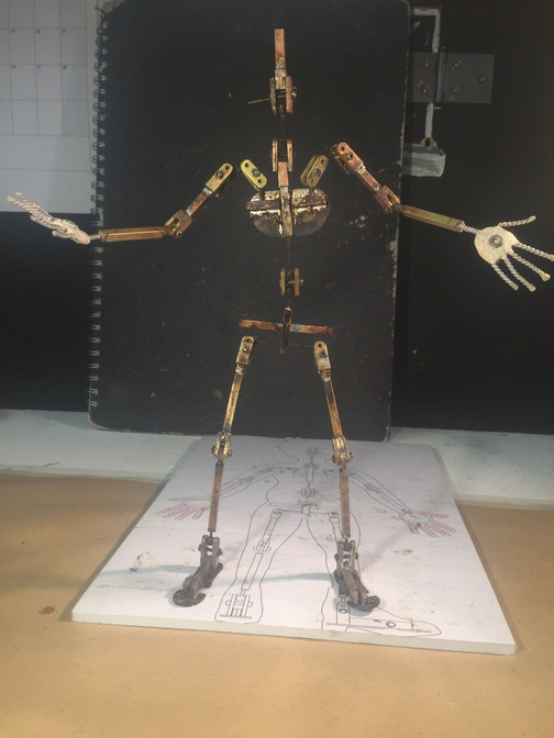 Finished Armature