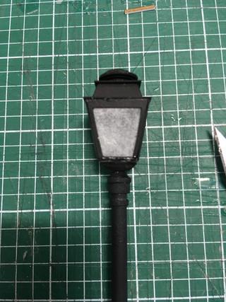 1:25 Street lamp