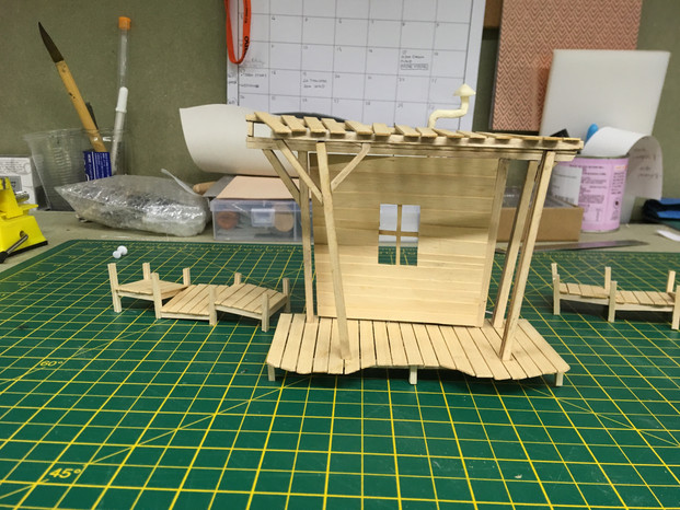 Finished Model
