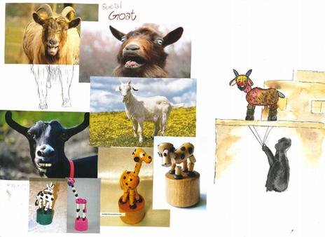 Suicidal Goat sketches