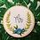 Thumbnail: Mr & Mrs Embroidery Hoop Set