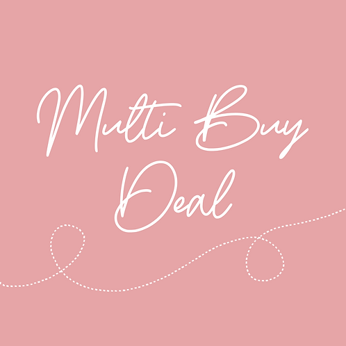 Multi Buy Print Deal