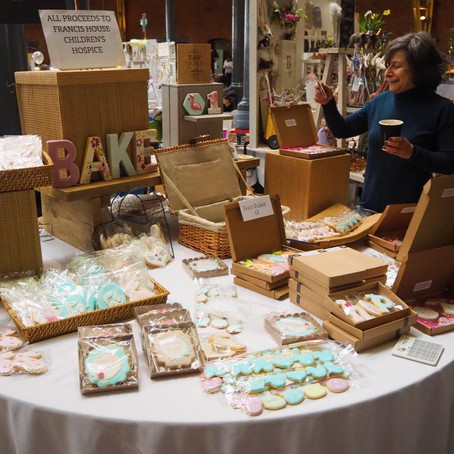 Meet the Maker: An Interview with Sweet Charity Cookies