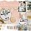 Thumbnail: Personalised Floral Swan Embroidery Hoop