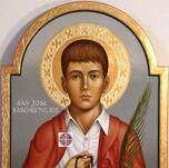 icona di san Josè Sanchez del Rio