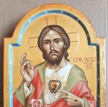 icona del Sacro Cuore