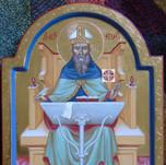 icona di sant'Agostino