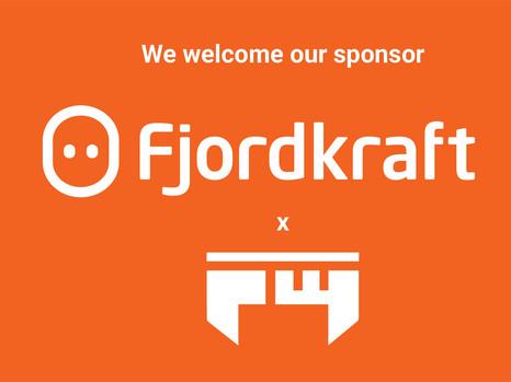 Fjordkraft joins the team!