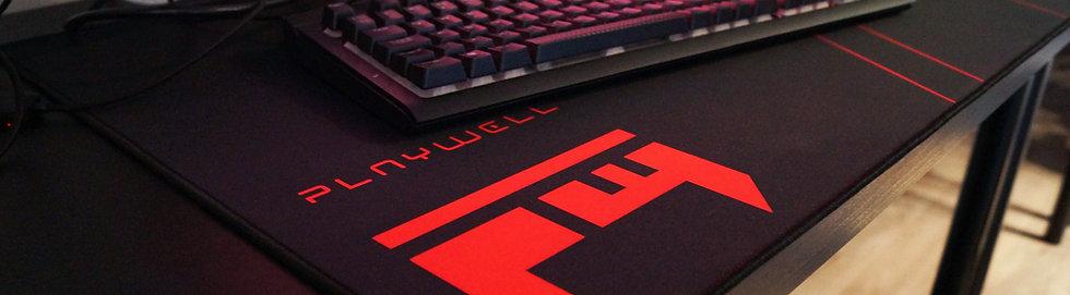 Playwell mousepad XXXL 90x50 cm