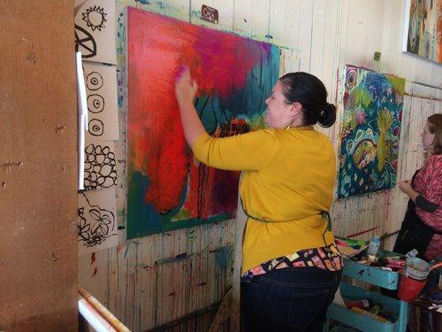 12/04/2021 Unbound Painting Workshop