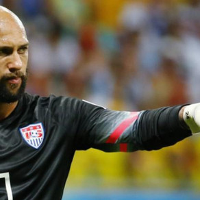 Tim Howard e a terapia do futebol