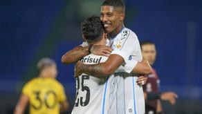 No duelo de número 200 na Libertadores, Grêmio vence Guaraní