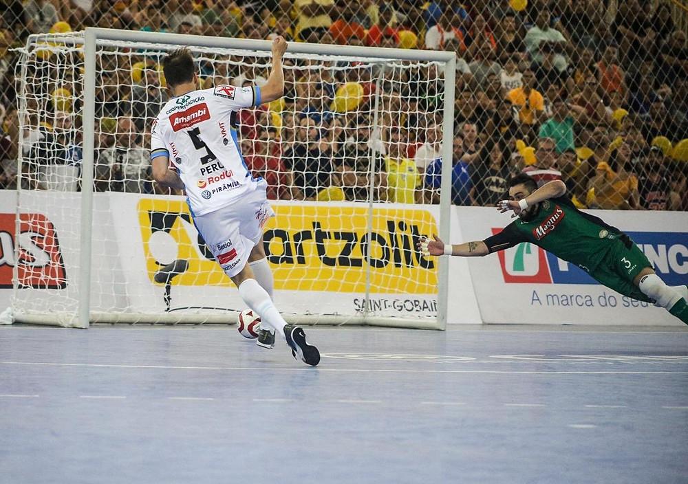 FOTO: Maurício Moreira/Pato Futsal