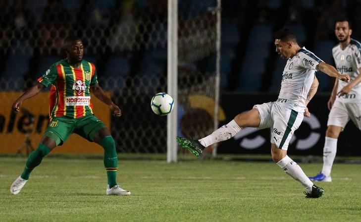 FOTO: Agência Palmeiras