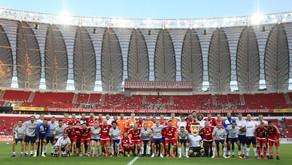 Solidariedade no meio do futebol