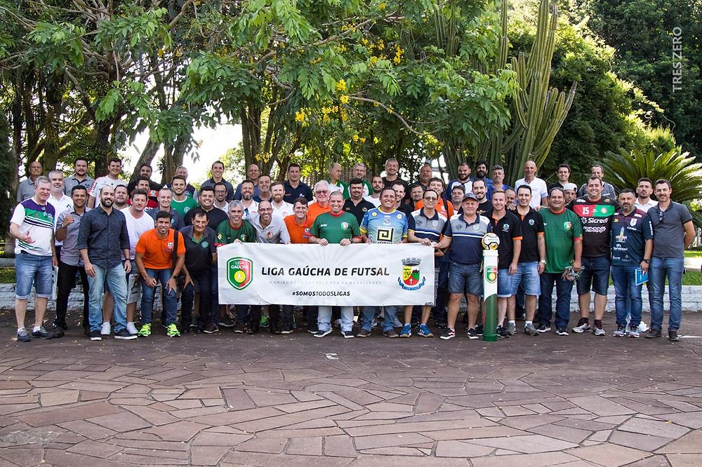 Assessoria  Liga Gaúcha  Agência Treszero