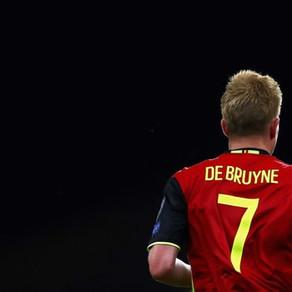 Da rejeição ao reconhecimento: De Bruyne