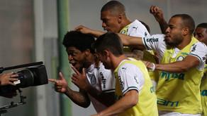 Palmeiras e Grêmio são os finalistas da Copa do Brasil