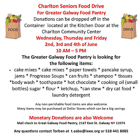 Drive for Galway Food Pantry 2021 June.j