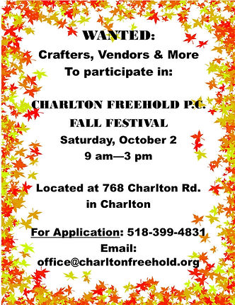 Wanted crafters etc for Fall Festival.jpg