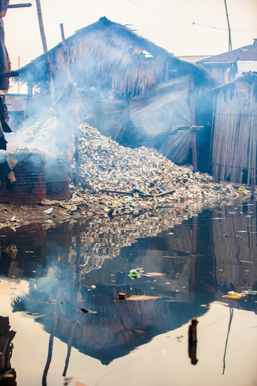 """""""burning refuse"""""""