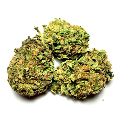 3A-Cookie Monster-22%THC-Indica