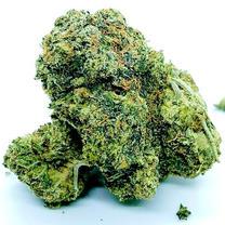 CALI BRICK-GOLDEN GOAT-34%THC INDICA