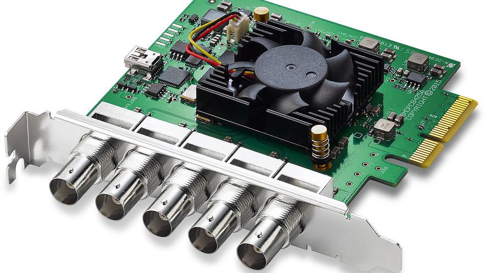 Blackmagic Design BDLKDUO2 DeckLink Duo 2 PCIe 3G-SDI Capture and Playback Card
