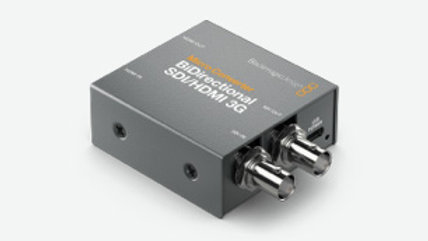 Micro Converter BiDirectional SDI/HDMI 3G- Without AC