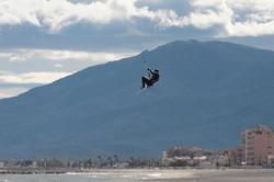 Canet un spot magique pour le kite