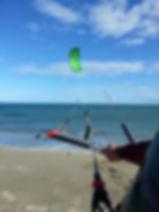 Ecole de kitesurf Canet en Roussillon