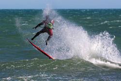 Perfectionnement kitesurf