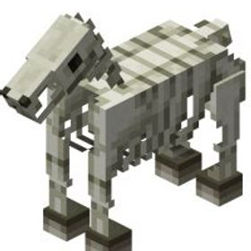 MC Pets: Skeleton Horse