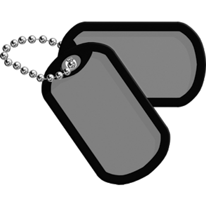 506th Legion Dog Tags