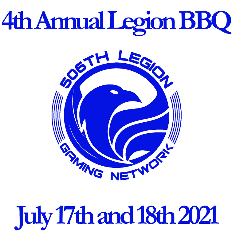 4th Annual 506th Legion BBQ