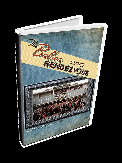Balboa Rendezvous 2013