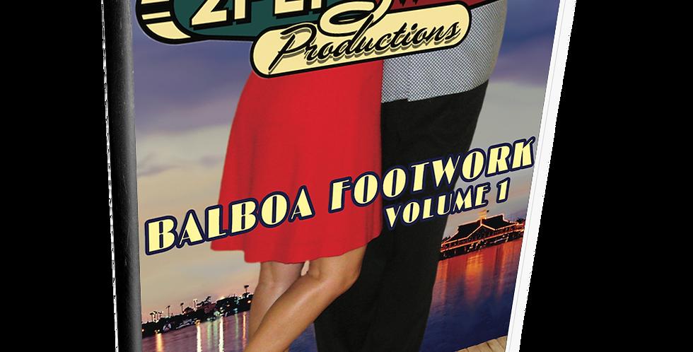 Balboa Footwork - Volume 1