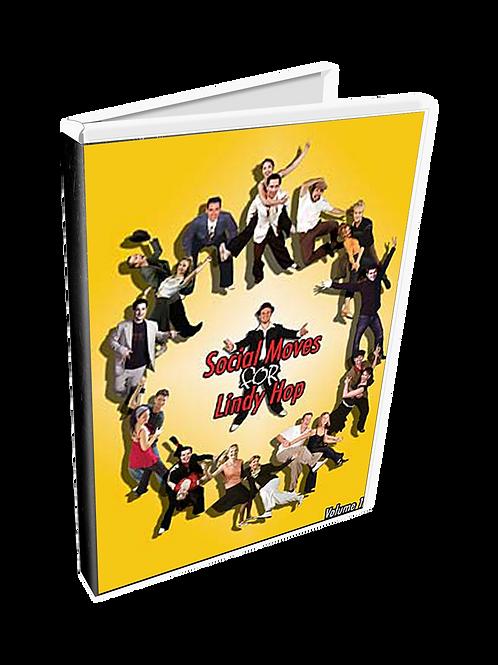 Social Moves for Lindy Hop - Volume 1