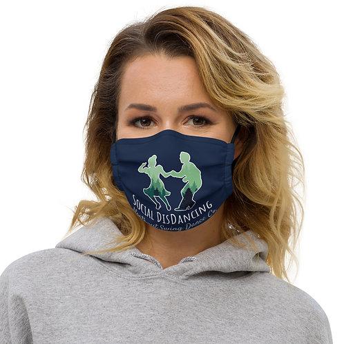 Social DisDancing Premium face mask