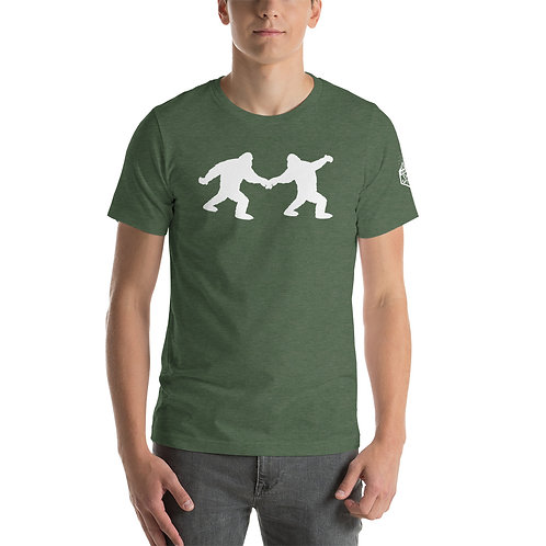 Sasquatch Swings Short-Sleeve Unisex T-Shirt