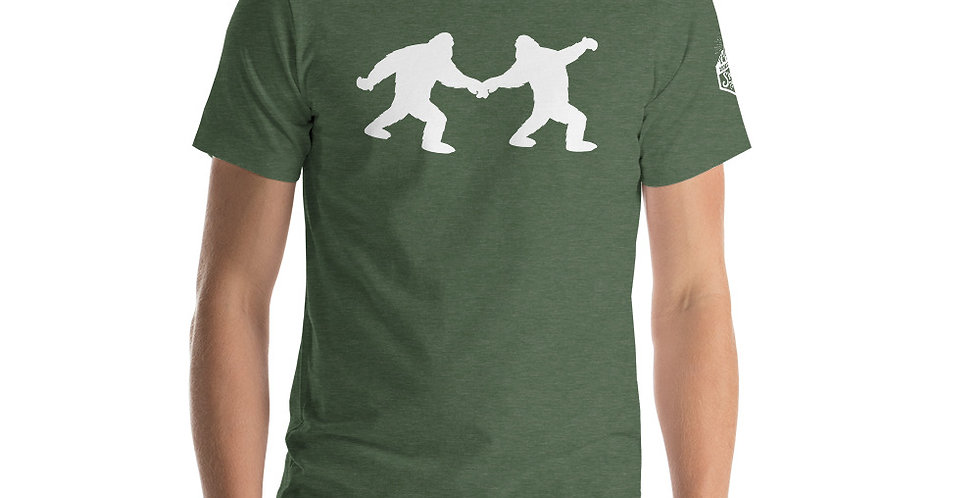 Sasquatch Swings Short-Sleeve Unisex T-Shirt